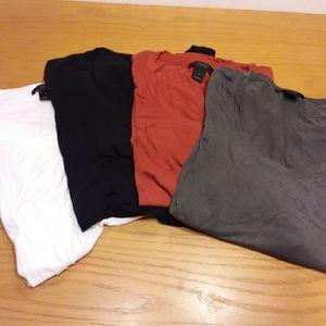 J. Crew Soft Drapey Tshirts Size Small Bundle